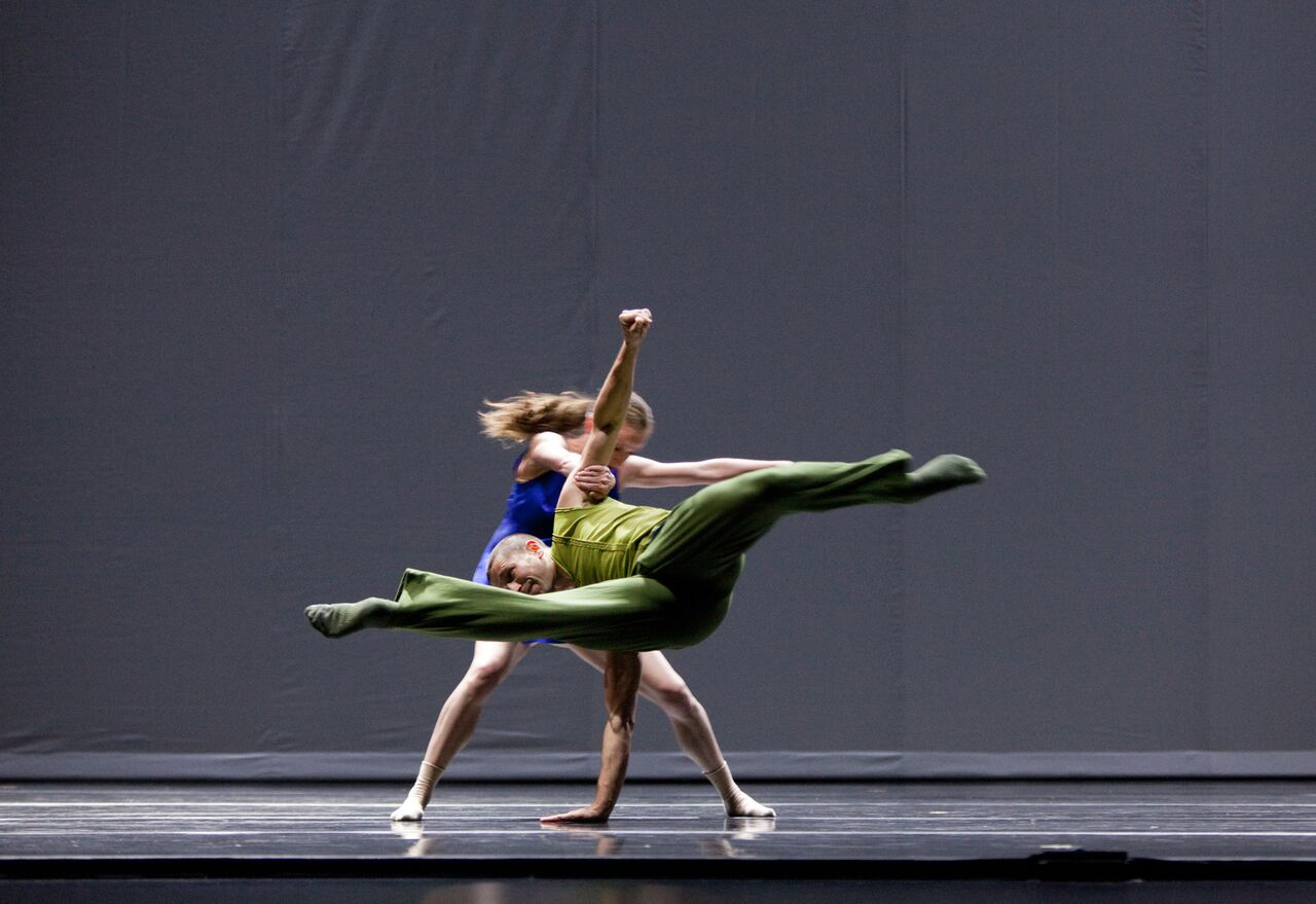 Hubbard Street Celebrates William Forsythe With Performances & Guest Artist Events