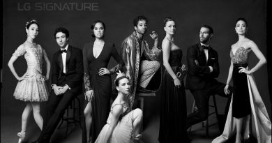 ABT Dancers for LG SIGNATURE at ABT Fall Gala photo by Mark Seliger