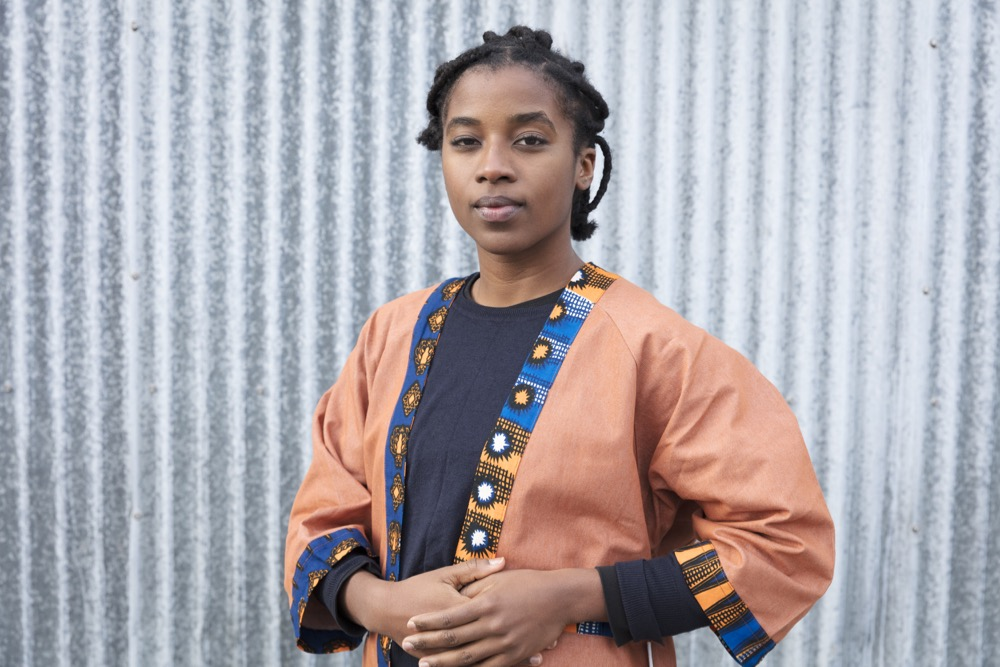 Khoudia Touré, Protégée in Dance (Photo by Rolex/Robert Wright)