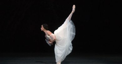 Stella Abrera in Giselle - Photo by Rosalie O'Connor