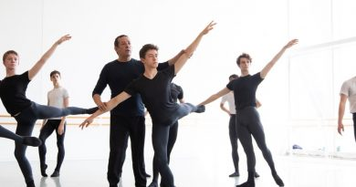 Houston Ballet Academy Ballet Master, Houston Ballet II, and Summer Intensive Program Students