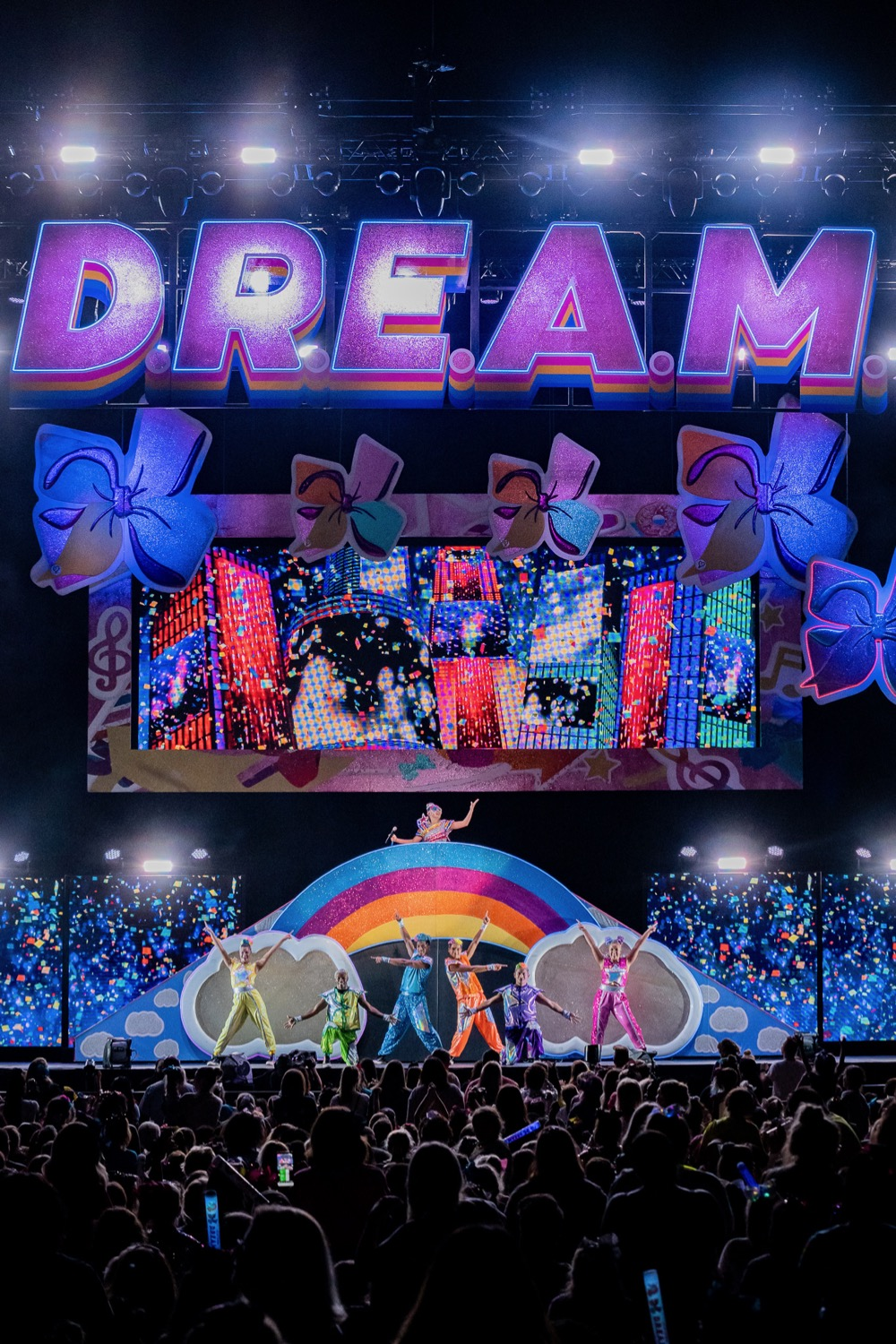 Can You Say Wow Get Your Jojo Siwa Tickets For New D R E A M The Tour Dates Danceland