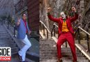 Joker Dances On Stairs! Fans Flock! Joaquin Phoenix's Influences? Choreographer Michael Arnold And Hollywood Star Ray Bolger