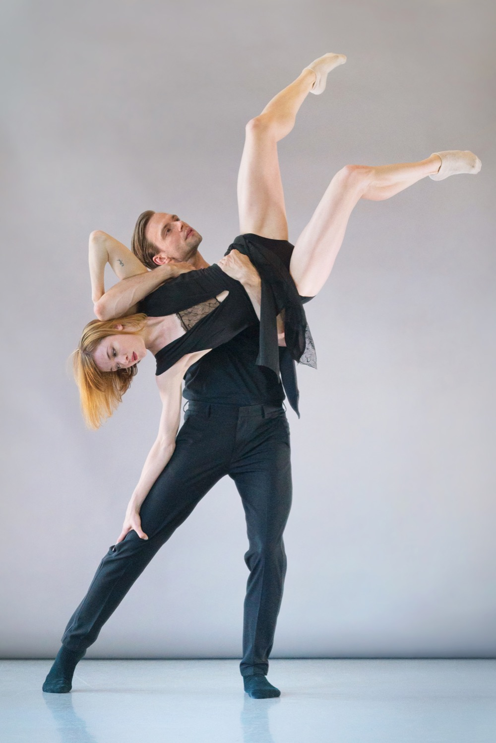 Laura OMalley and Brett Conway for SFDanceworks