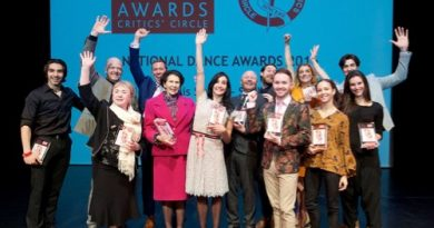 National Dance Awards Critics Circle