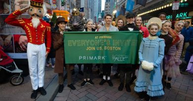Primark Boston Ballet Nutcracker Partnership Photo Via Primark