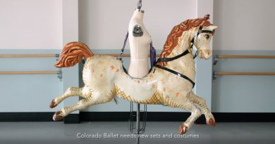 Colorado Ballet Nutcracker Campaign