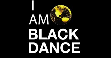 I Am Black Dance