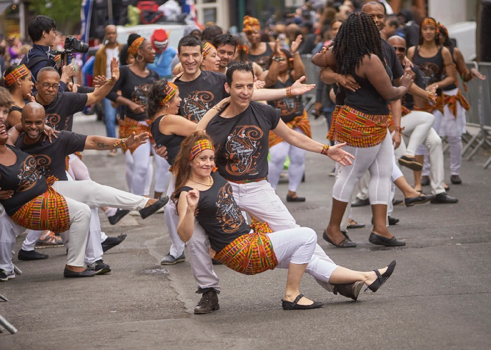 Dance Parade Photo by Jim Casler