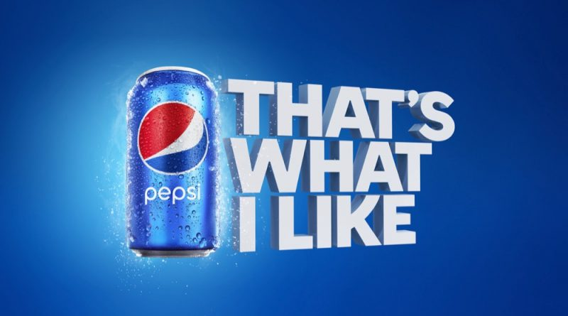Pepsi Thats What I Like Campaign