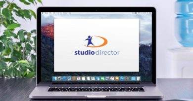 Studio Director Splash Screen