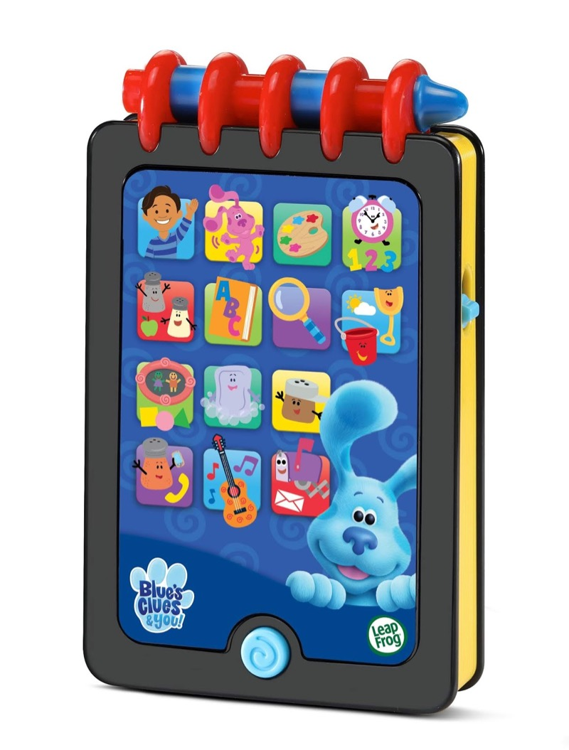 Blues Clues and You Really Smart Handy Dandy Notebook aka Tablet
