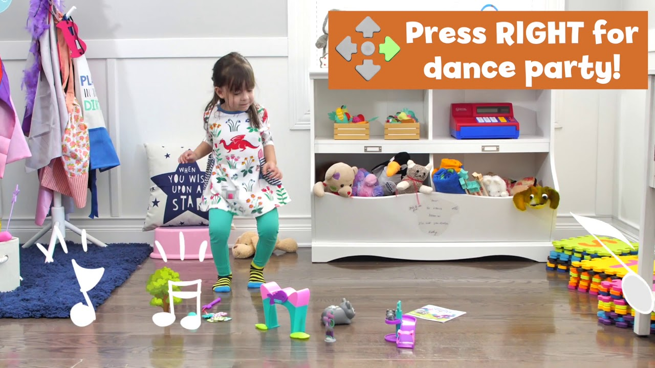 Toys That Dance And Toys That Inspire Dancing Abound At 117th Annual Toy Fair New York