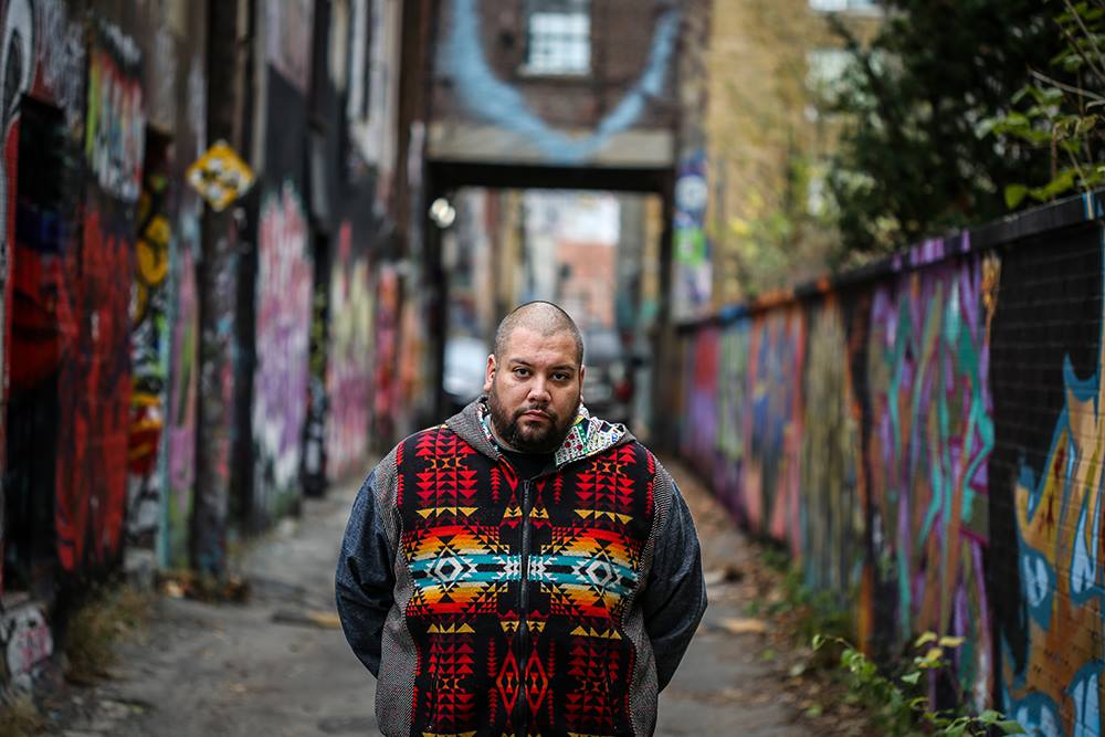 Tamara Podemski & DJ Shub To Host Gala For Indigenous Youth Dance Program Outside Looking In