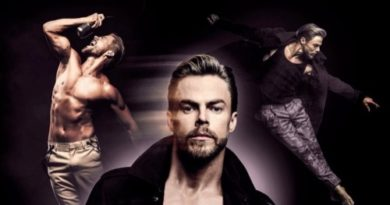Derek Hough No Limit Flamingo Las Vegas