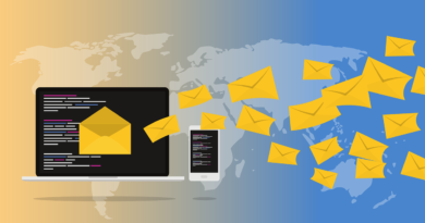 Email Newsletter image by Muhammad Ribkhan from Pixabay
