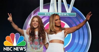 Shakira and Jennifer Lopez Prepare for Super Bowl Halftime Show