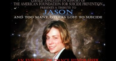 Tribute to Jason Promo Pic with headshot of Jason