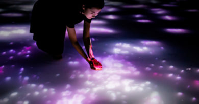 teamLab Planets TOKYO Drawing_on_the_Water_Surface_Created_by_the_Dance_of_Koi_and_People-Infinity