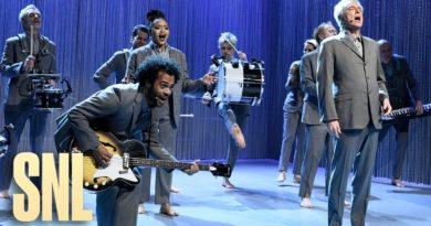 Annie-B Parson's Startling Choreography for Once in a Lifetime from David Byrne's American Utopia on Saturday Night Live