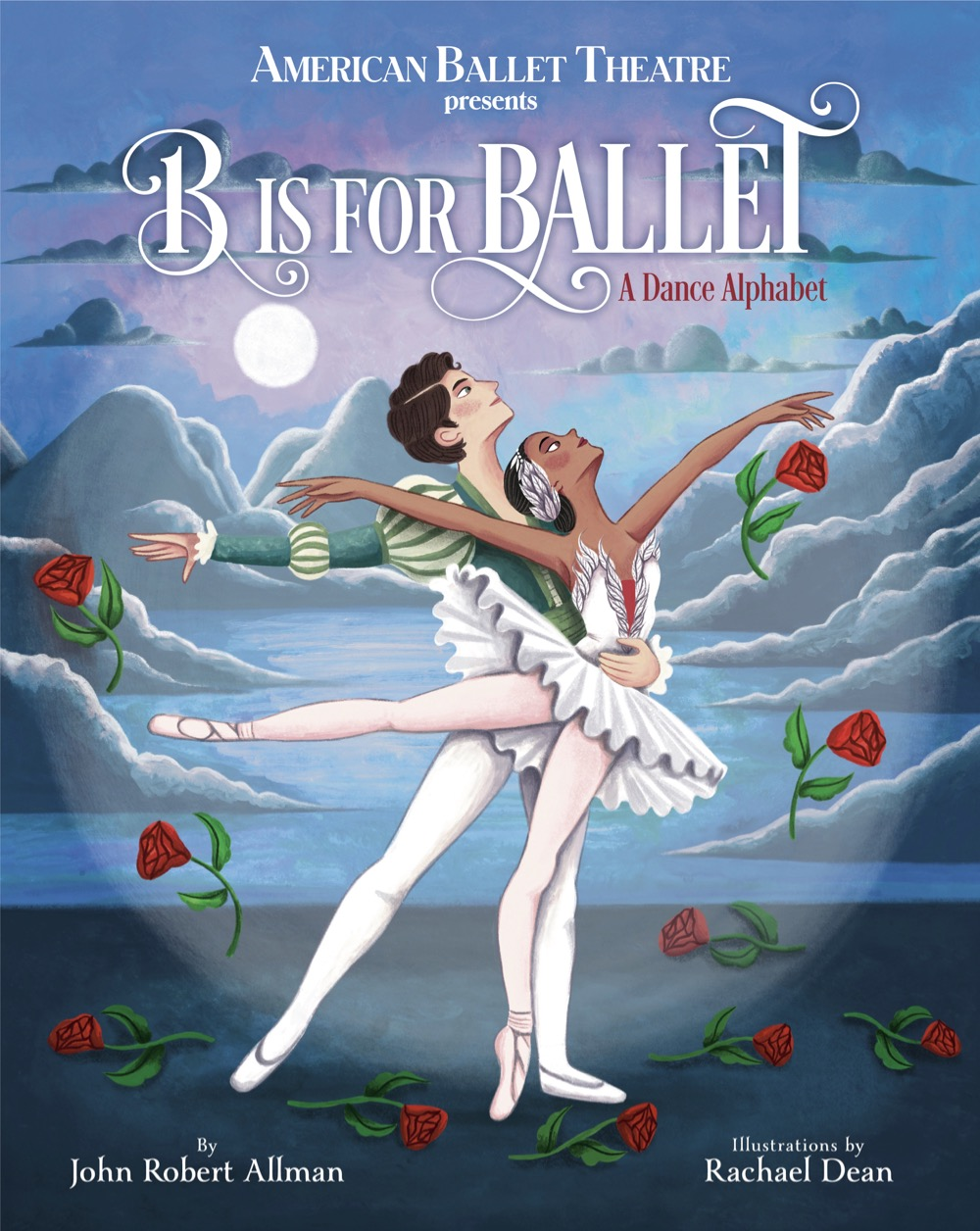 ABT Presents B Is For Ballet Book Cover